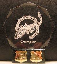 Manning Point Fishing Classic Trophy